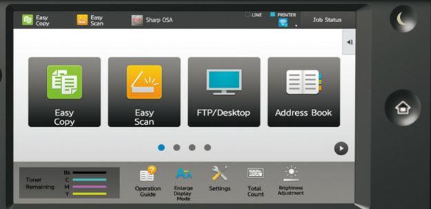 sharp-touchscreen