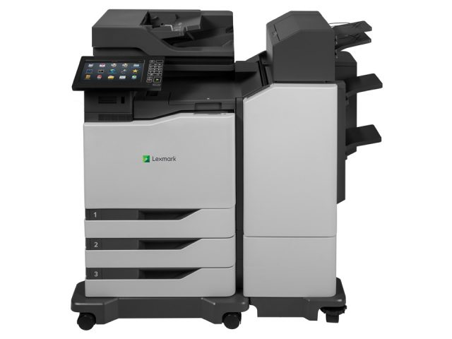 XC8160 with super finisher_Front